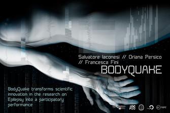 BodyQuake/Corpo Scosso. Concerto per Corpi + Dati