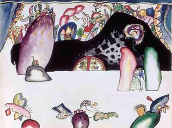 UN GRANDE PERCORSO TRA ARTE E MUSICA - Dall'astrattismo spirituale di Wassily Kandinsky al silenzio