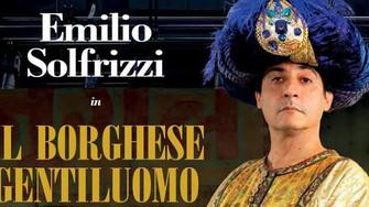 Sipari - Il borghese gentiluomo al Teatro Quirino