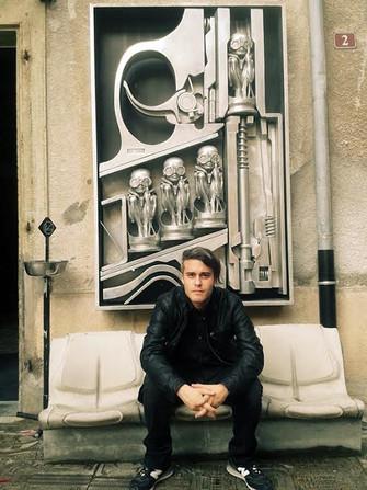 Intervistare l'arte - Simone Fazio