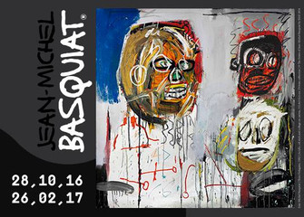 "Mostra ""Jean-Michel Basquiat"""