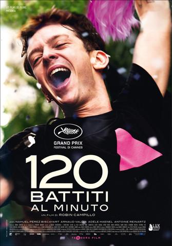 Cinema - 120 Battiti al minuto