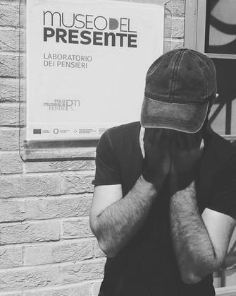 Arte - Riapertura Museo del Presente - Intervista al curatore Roberto Sottile
