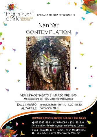 CONTEMPLATION di Nan Yar