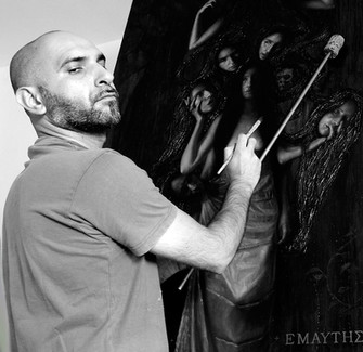 Intervistare l'arte - Adriano Fida