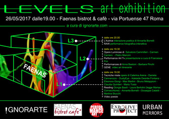 LEVELS art exhibition