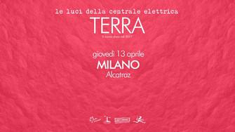 LE LUCI DELLA CENTRALE ELETTRICA - TERRA TOUR - Milano