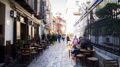 Arte on the road - Malaga