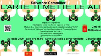 L'arte ti mette le ali - Salvatore Cammilleri