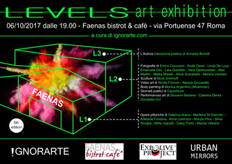 LEVELS art exhibition - 5th edition