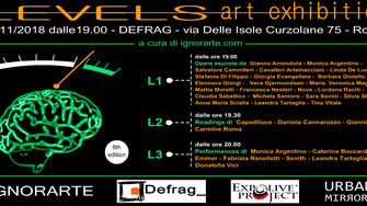 LEVELS - art exhibition 8th edition