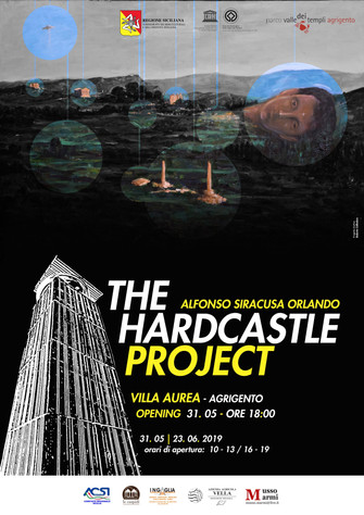 ALFONSO SIRACUSA ORLANDO THE HARDCASTLE PROJECT(2019)