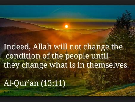 Prepare for Allah's Blessings
