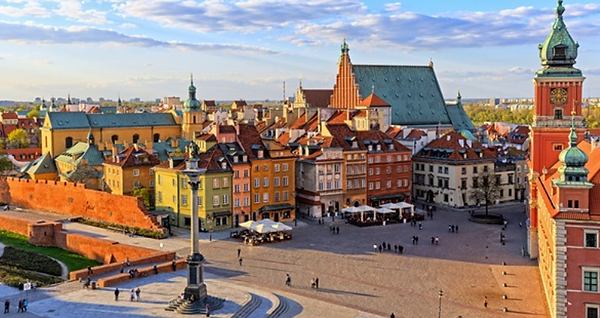 poland is one of the cheapest countries
