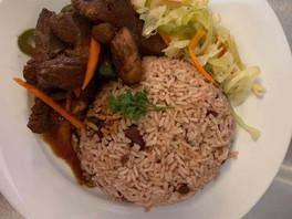 Brown Stew Pork