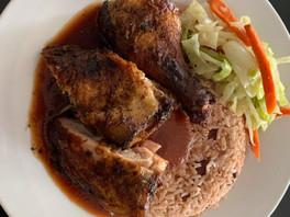 Jerk Chicken Meal