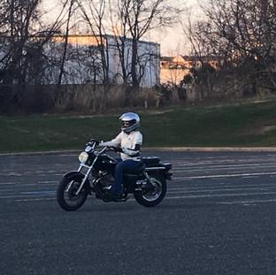 Little sunset ride.