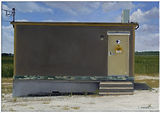 BNSF Signal Shed, Farley, MO