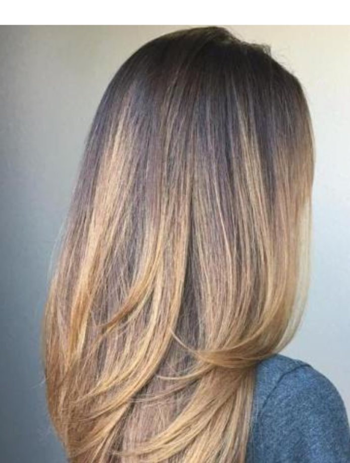 HAIR SHAPING LONG LENGTH