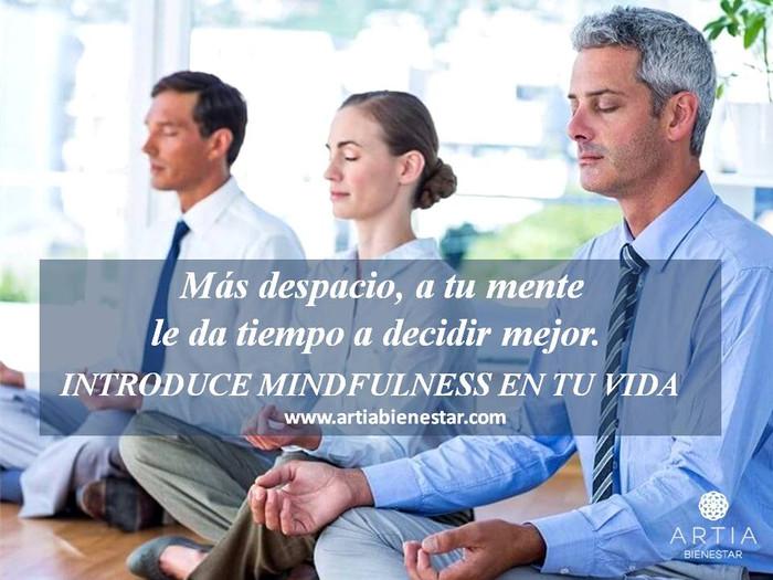 Introduce Mindfulness en tu vida