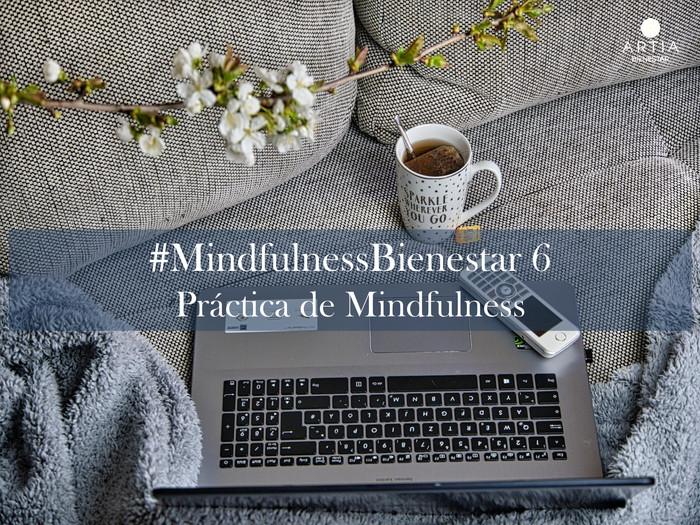 #MindfulnessBienestar 6- Práctica: La cascada de tus pensamientos