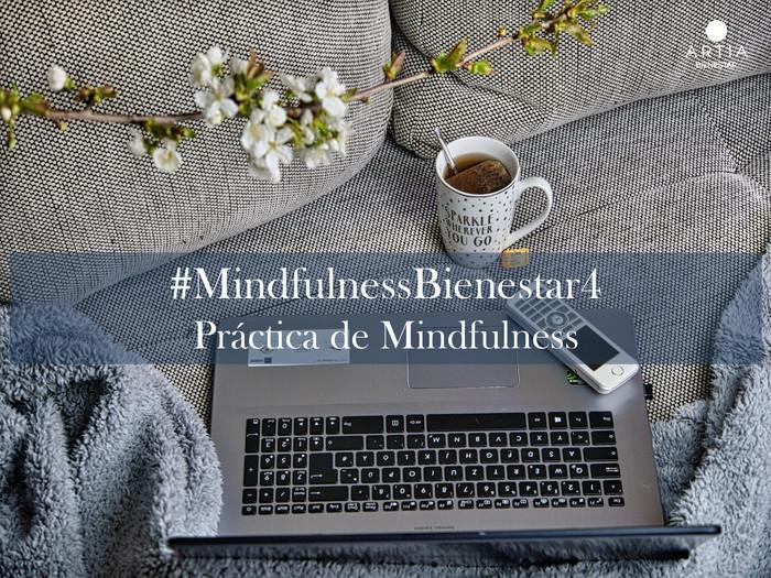 #MindfulnessBienestar 4- Práctica: Mente de principiante y aprendiz, conecta con una nueva realidad