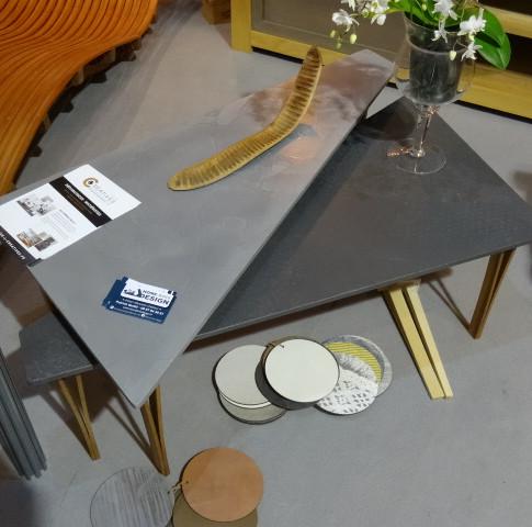 Tables basses Triangul'art