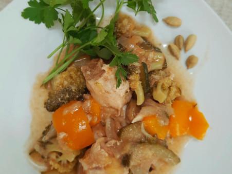 Cardamom Chicken