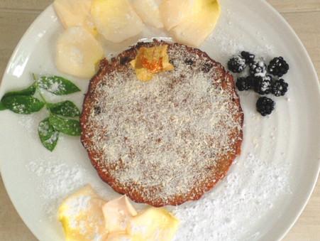Lemony Ricotta Cake
