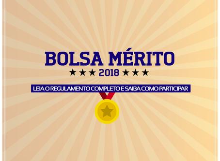 Bolsa Mérito 2018