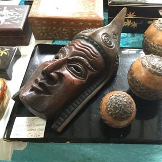 Tribal and ethnic art
