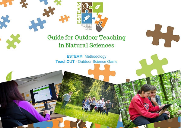 Guide for Outdoor Teaching in Natural Sc