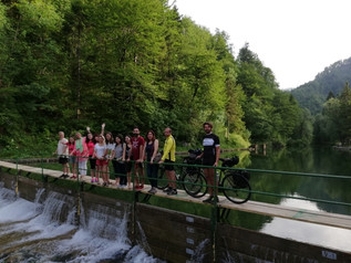The final ESTEAM Project partner meeting in Idrija UNESCO Global Geopark