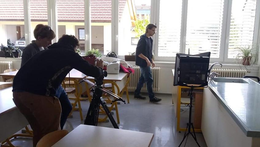 Snemanje 1
