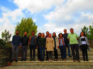 Partners of the ESTEAM Project met in Naturtejo Geopark