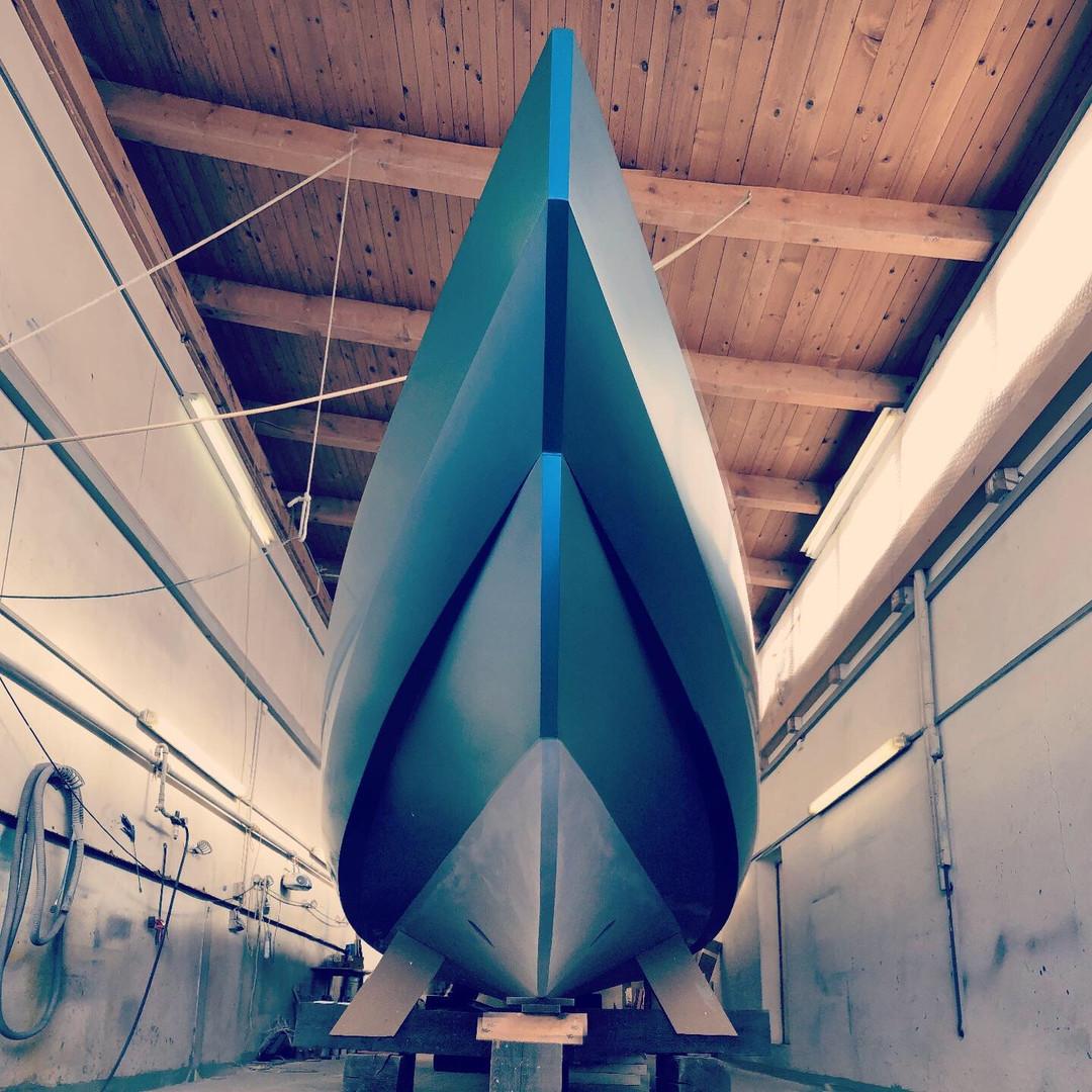 Furtif 28 by Chantier naval du Vieux Rhône