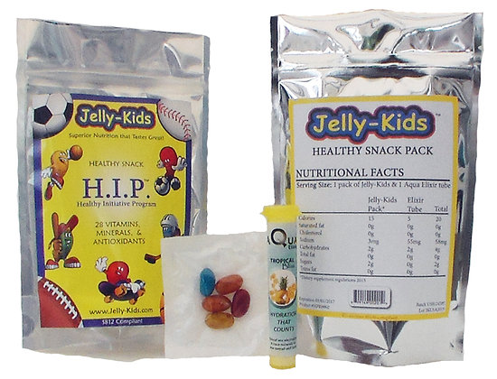 Jelly-Kids Snack Pack