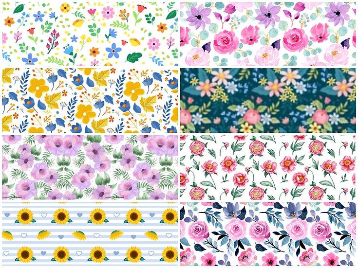 Floral 40 Pack