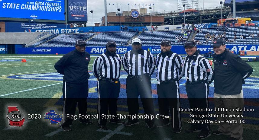 2020 GHSA Flag FB State Championship Cre