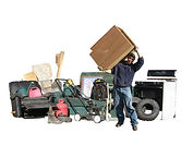 Junk & garbage removal in Barrie, Orillia