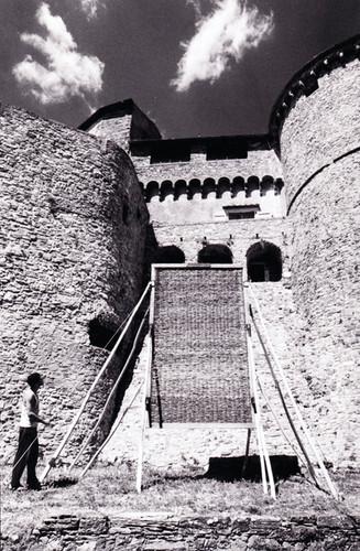 Arazzo 3 - Castello di Fosdinovo