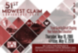 [UPDATED] MIDWEST CLAIMS CONFERENCE 2019