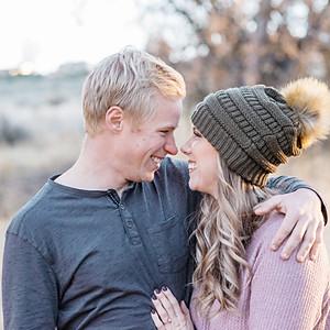 Kellie + Dominik | Engagement