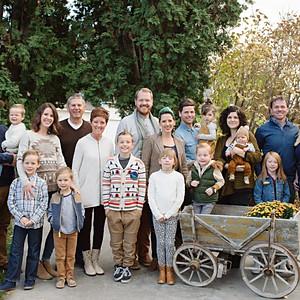 Sewards | Fall Family