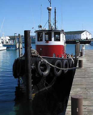 The Red Tugboat