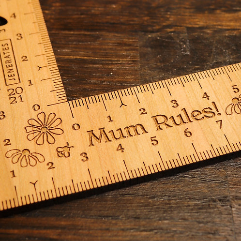 Rulers for Mother's Day