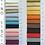 Thumbnail: Set 2 federe in lino 100%