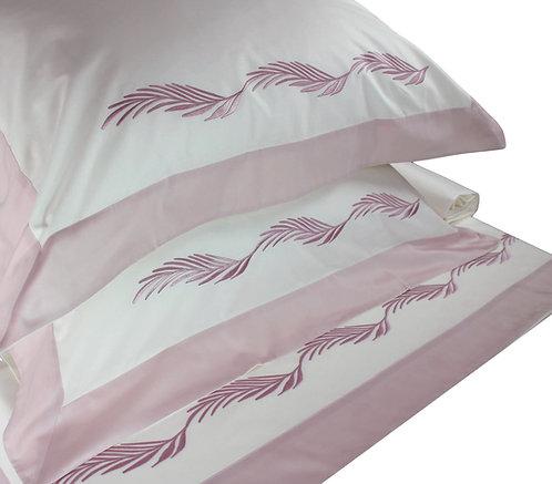 lenzuola rosa cipria