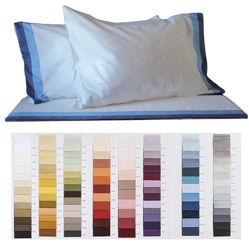 lenzuola matrimoniali colorate