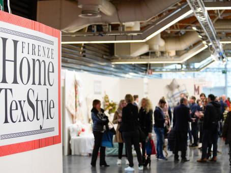 Biancheria per la casa in mostra a Firenze